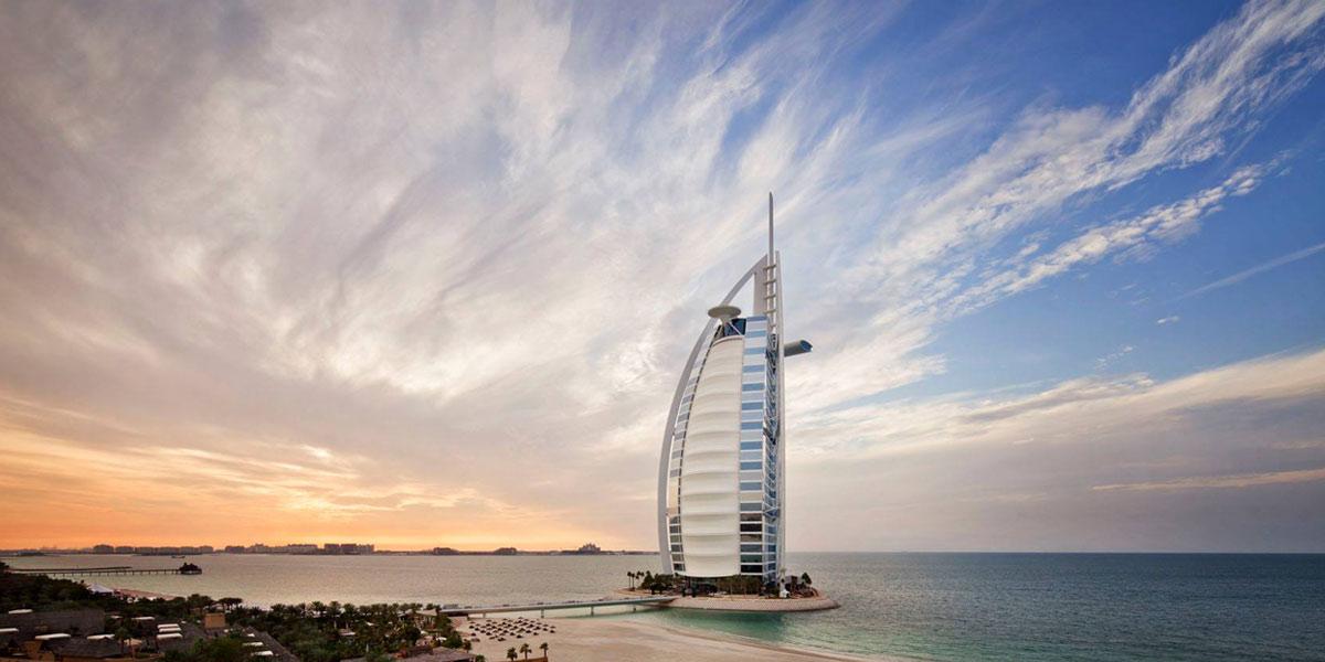Top Venues in Dubai, Burj Al Arab, Prestigious Venues