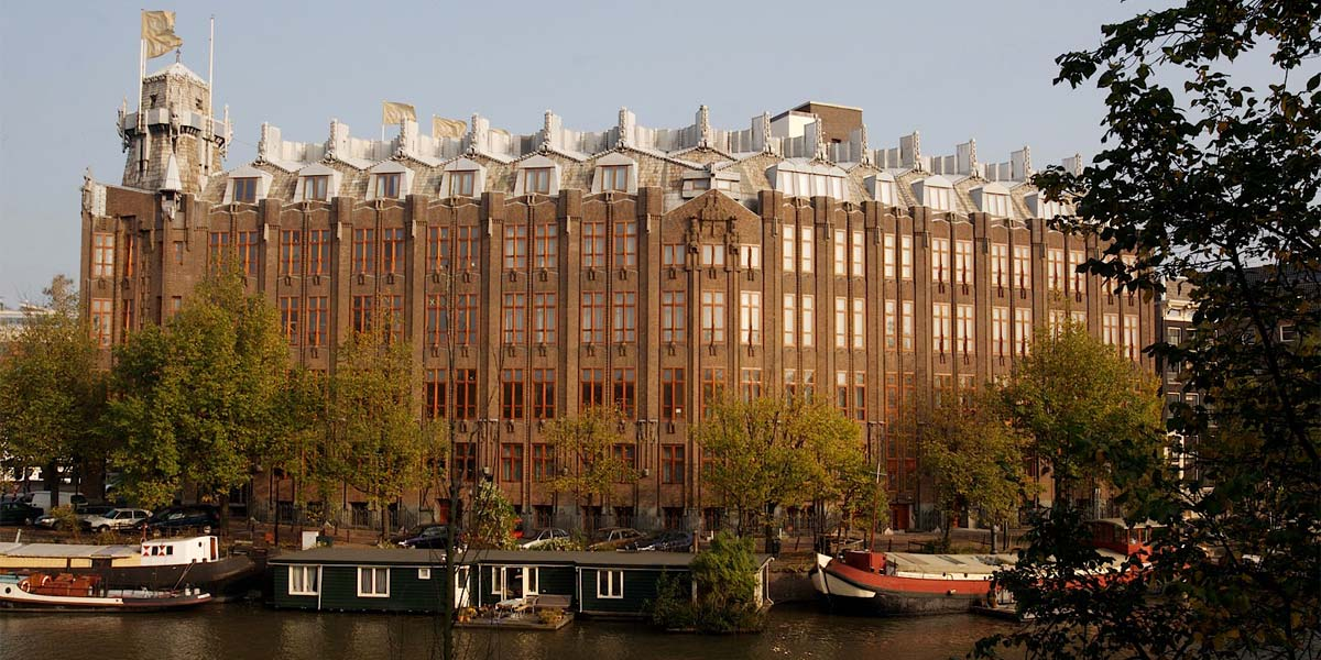 Traditional Dutch Hotel, Grand Hotel Amrath Amsterdam, Prestigious Venues