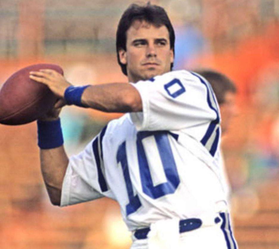 Art Schlichter: #2 NFL Draft Bust