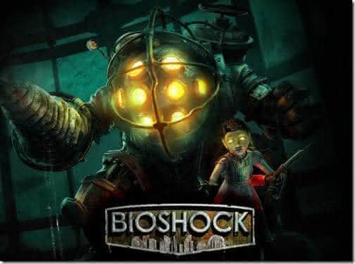 Bioshock-Top 10 melhores jogos para PlayStation 3