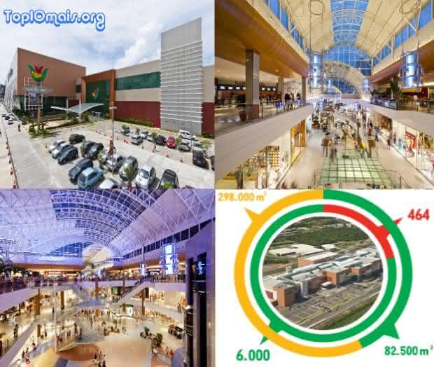 Salvador shopping na lista dos maiores