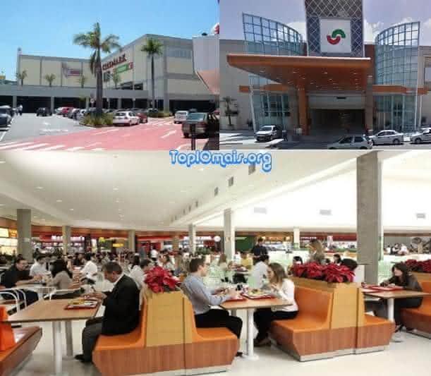 um dos melhores shoppings do brasil