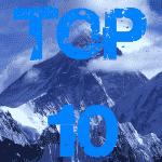 Top 10 montanhas mais altas do mundo