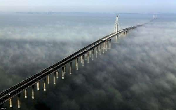 Grande ponte de Tianjin