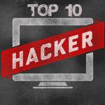 Top 10 maiores hackers da história