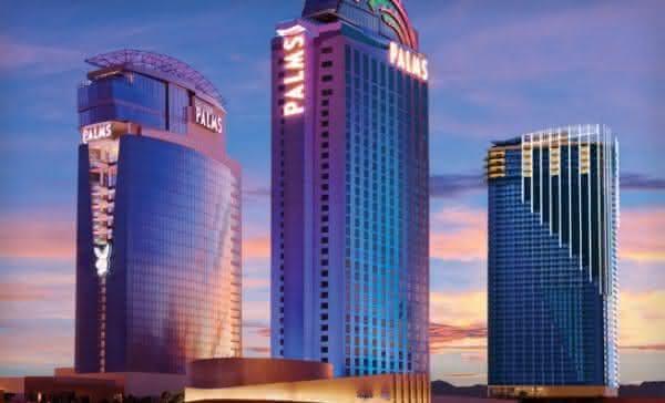 Palms Casino Resort um dos hotéis mais caros do mundo
