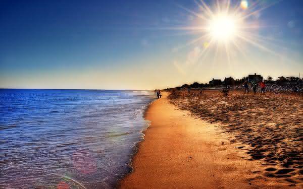 Praias Hamptons