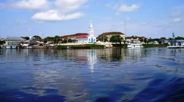Barcelos Amazonas entre as maiores cidades do brasil