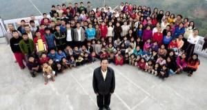Top 10 maiores famílias do Mundo