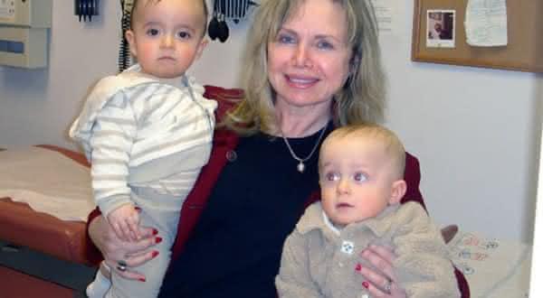 Frieda Birnbaum uma das mulheres mais velhas a engravidar