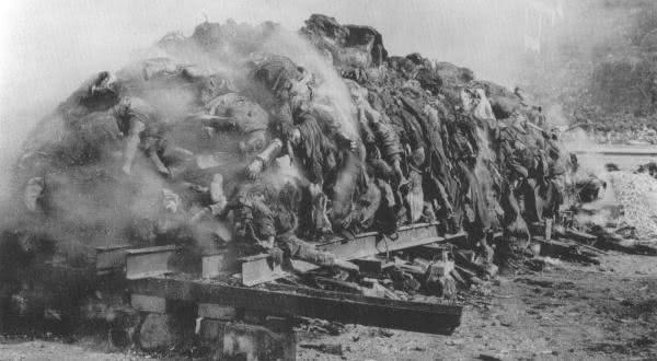 o holocausto o maior genocidio da historia