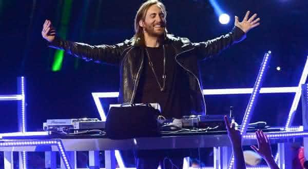 David Guetta entre os melhores djs do mundo