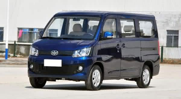 a2fa21d56bb Faw Jiabao um dos carros mais baratos do mundo
