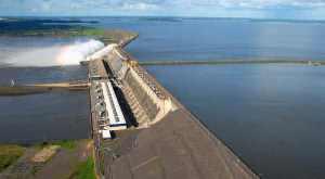 Top 10 maiores usinas hidrelétricas do mundo