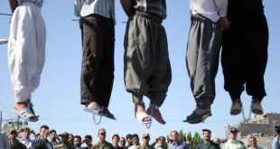 jordania entre os países com mais execuções de pena de morte por ano