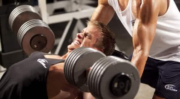 treino pesado entre os mitos sobre musculacao que voce ainda acredita