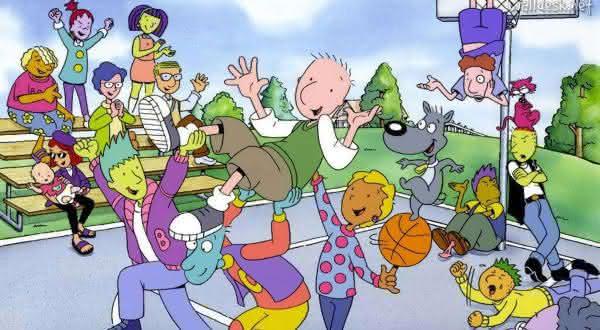 doug entre as teorias absurdas sobre desenhos animados dos anos 90