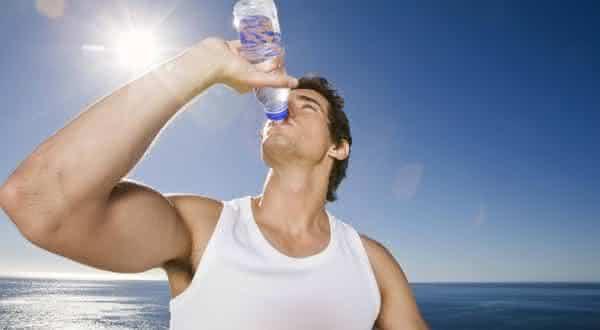 musculos entre as razoes para beber mais agua