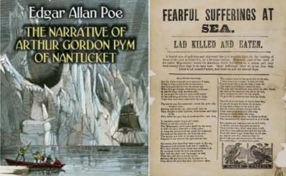 Edgar Allan Poe entre as mais chocantes coincidencias sem explicacao