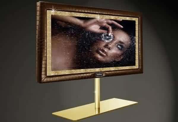 Stuart Hughes Prestige HD Supreme Edition entre os televisores mais caros do mundo