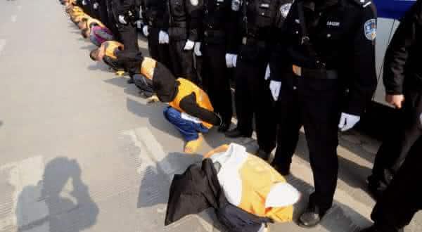 china paises com mais execucoes de pena de morte por ano