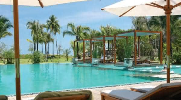 Sarojin Resort entre as piscinas mais caras do mundo
