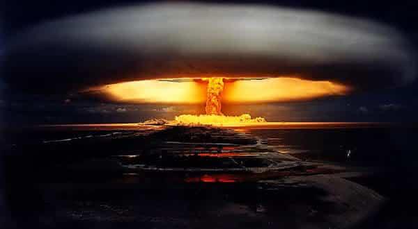The Tsar Bomba entre as maiores explosoes provocadas pelo homem