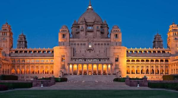 Umaid Bhavan Palace 2 entre as piscinas mais caras do mundo
