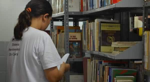 leitura entre as maneiras de sair da prisao legalmente