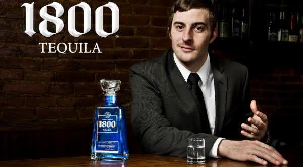 Tequila 1800 entre as tequilas mais caras do mundo