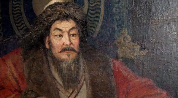 Genghis Khan entre pais com maior numero de filhos na historia