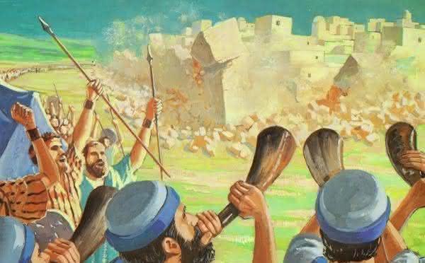 muralhas de jerico entre explicacoes alternativas para alguns milagres biblicos