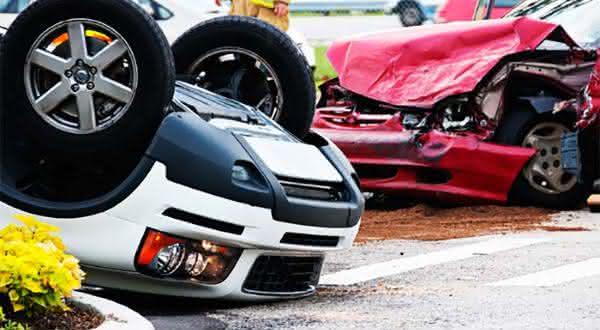 Top 10 países com maiores índices de acidentes de trânsito