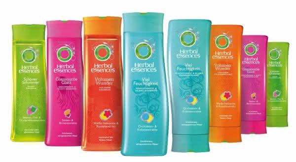 shampoo herbal entre as marcas de shampoo mais vendidas do mundo