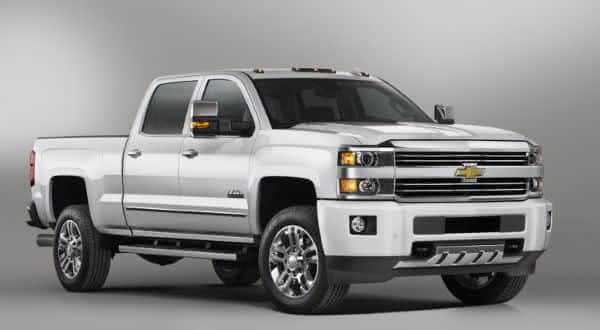 Chevrolet Silverado 2500 4WD High Country entre as pickups mais caras do mundo