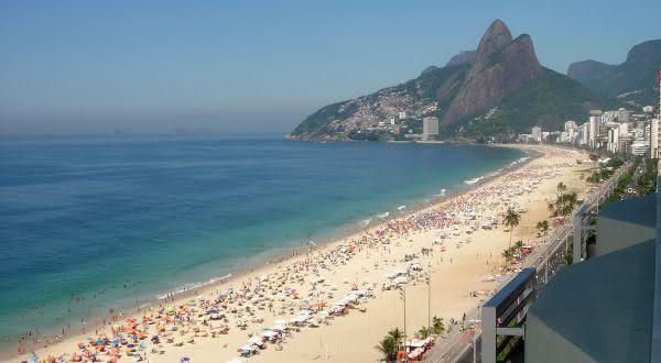 Top 10 melhores praias urbanas do mundo