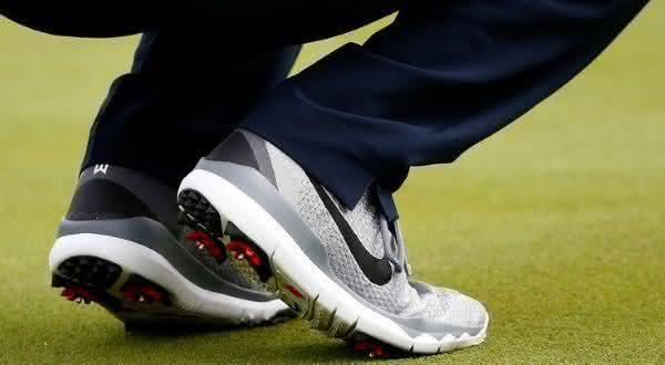 Tiger Woods entre os tenis nike mais caros do mundo