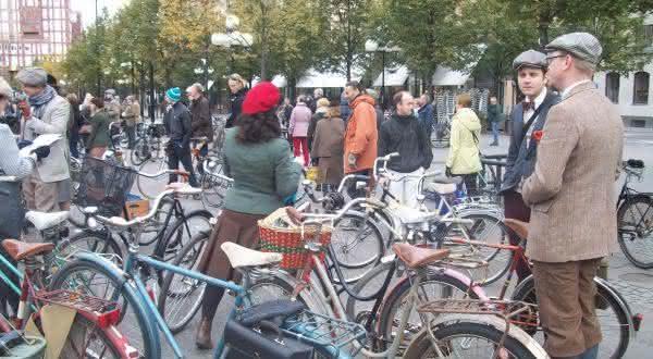 suecia entre os países com mais bicicletas por habitantes