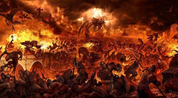 inferno entre os mitos comuns sobre o judaismo