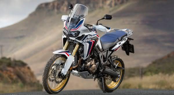africa twin entre as melhores motos do mundo