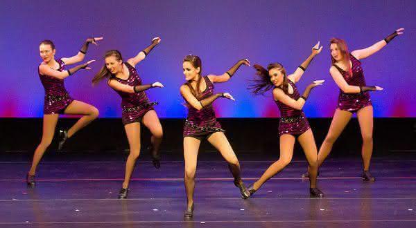 sapateado entre os estilos de dança mais populares do mundo