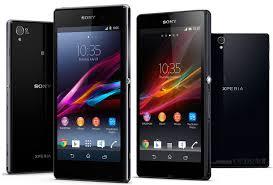 El Sony Xperia Z1 Celulares con mejores Cámaras del 2014
