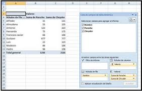 7 Calculos en Microsoft Exel