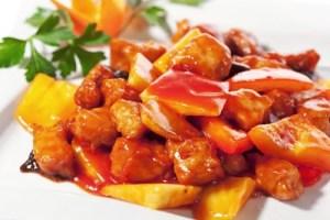 pollo agridulce mejores comidas chinas