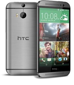 HTC One (M8) Mejores Smartphones con pantallas de 5 pulgadas