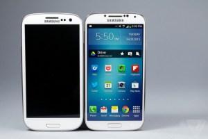 Samsung Galaxy S4 Mejores Smartphones con pantallas de 5 pulgadas