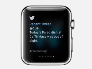 1 mejores aplicaciones para Smartwatch con WatchOS