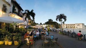 Santo Domingo - 10 Lugares románticos de República Dominicana