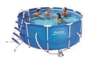 5 mejores piscinas desmontables