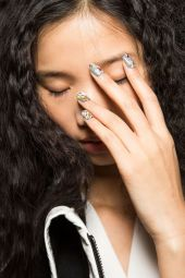 desigual nails